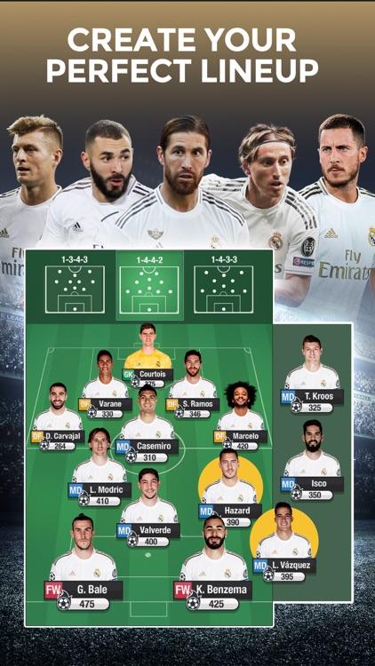 Real Madrid Fantasy Manager 20