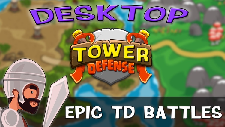 Desktop Tower Defense Pro! screenshot-4