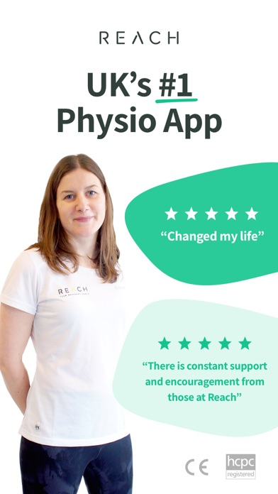 Back & neck physio by Reach