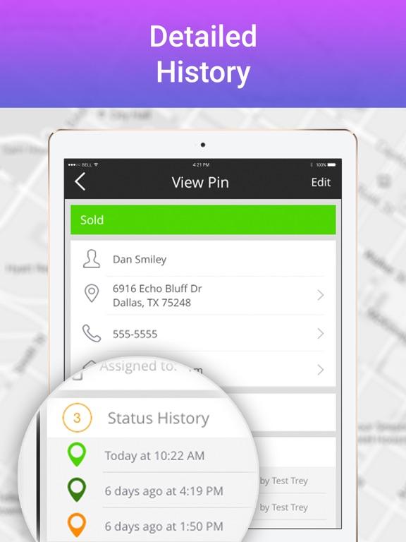 Spotio - Door to Door Mobile CRM screenshot