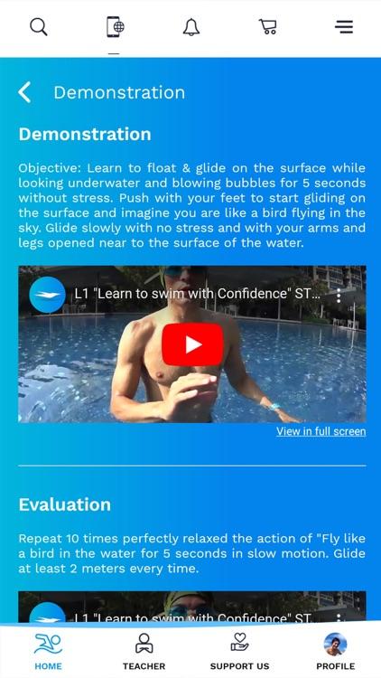SwimtoFly | Learn how to swim screenshot-3
