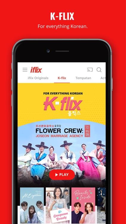 iflix: Movies, TV Series, News screenshot-4