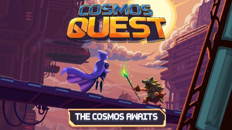 Cosmos Quest screenshot-4