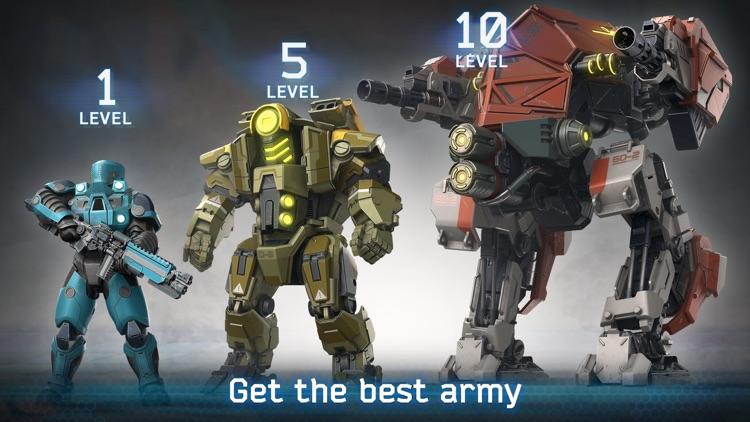 Battle for the Galaxy War Game screenshot-4