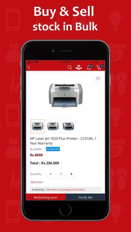 Excess2Sell – B2B Marketplace screenshot-3