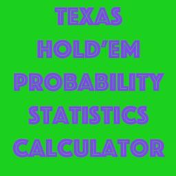 Texas Hold'em Probability Calc