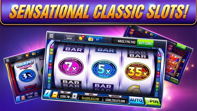 Take5 Casino - Slot Machines screenshot-6