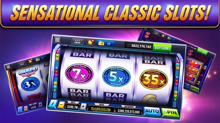 Take5 Casino - Slot Machines screenshot-6