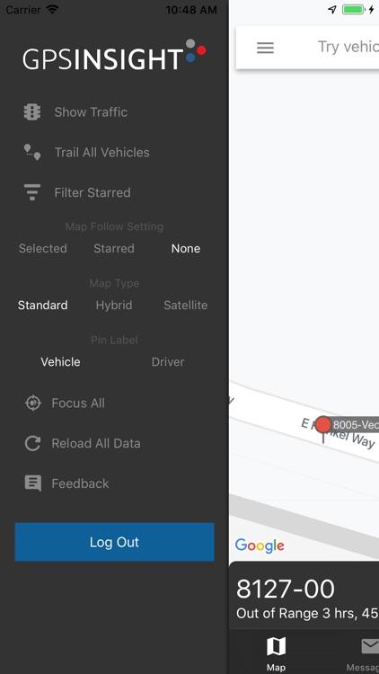 GPS Insight Manager screenshot-5