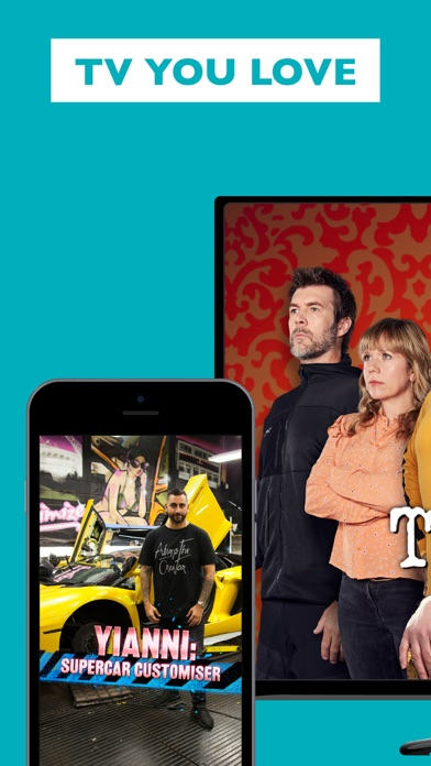 UKTV Play: Watch TV On Demand screenshot one