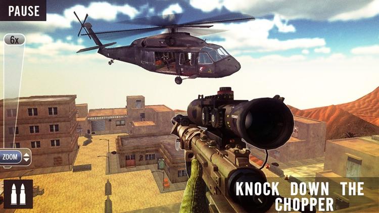 Swat Sniper Shooter screenshot-3