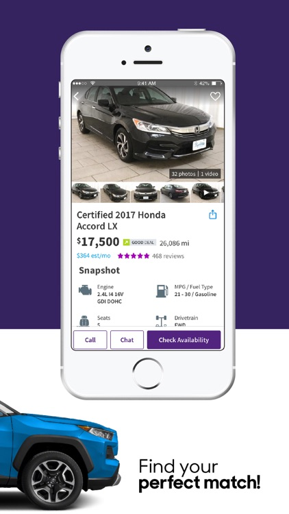 Cars.com - New & Used Cars screenshot-5