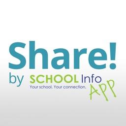 Share! by SchoolInfoApp