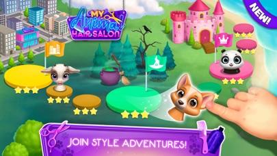 My Animal Hair Salon World screenshot 8