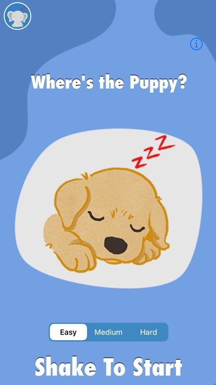 Where's the Puppy? Kids Game! screenshot-3