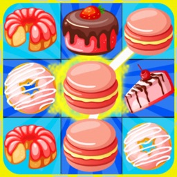 Cake Jam Crush : Match 3 Games