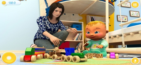 Mother Simulator: Mom Babycare