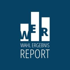 Wahl Ergebnis Report