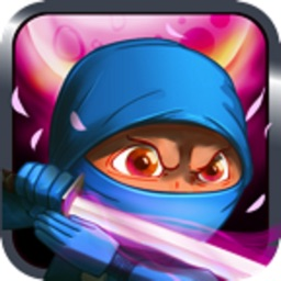 Bandit Ninja Warrior Fighter : All New Free games for Boys
