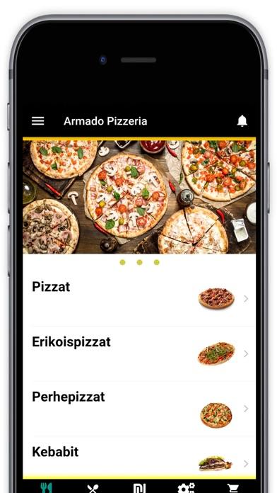 Armado Pizzeria Screenshot