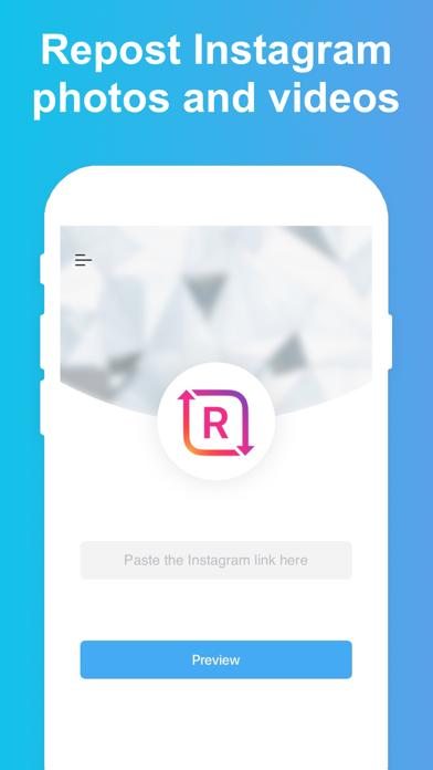 Regrammer screenshot one