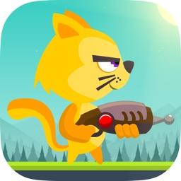 Super Cat Shooter !