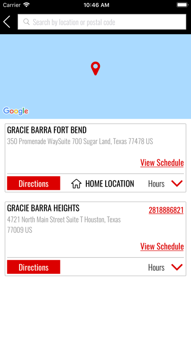 点击获取Gracie Barra Houston