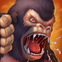 Kong Rage 3D - City Attack