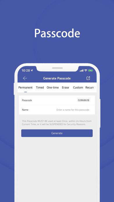 IPSA Lock screenshot 3