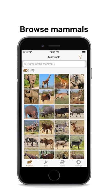 African Safariguide screenshot-0