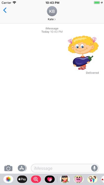 KidsAndFruitsSt screenshot-3
