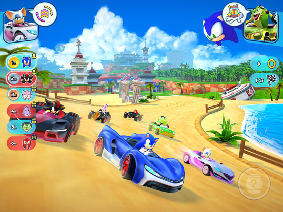 Sonic Racing screenshot 12