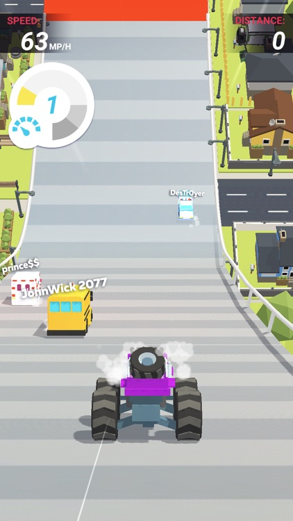 Car Jumper 3D screenshot-3