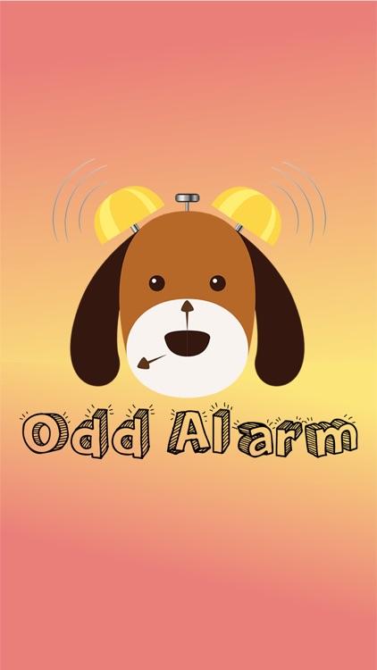 Odd Alarm