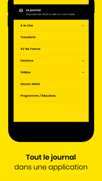 messages.download Midi Olympique – L'actu rugby software