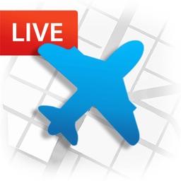 Live Flight Radar 24 Tracker
