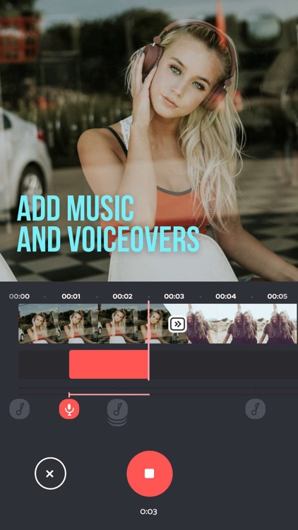 Add Background Music To Video screenshot-0