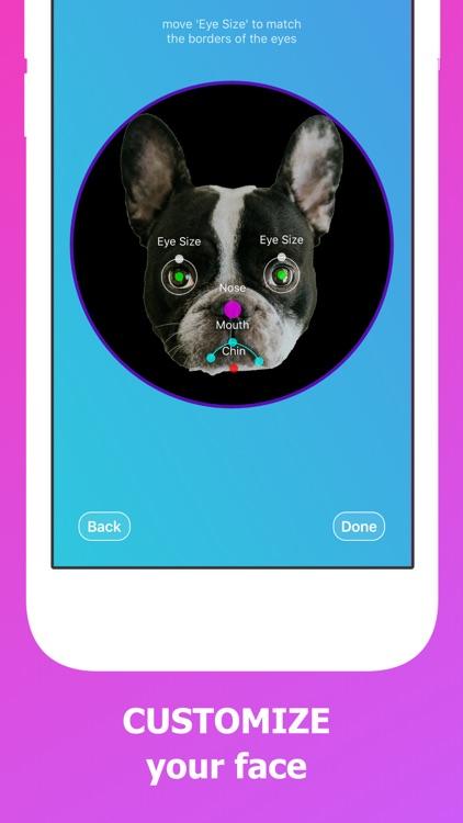 FaceReplaced - AR Filter Maker screenshot-3