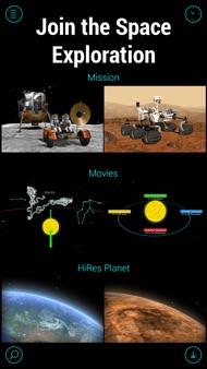 Solar Walk Ads+: Explore Space iphone images