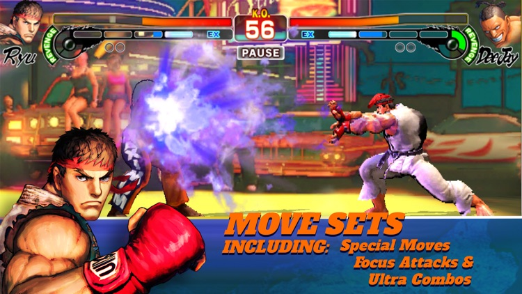 Street Fighter IV CE screenshot-1