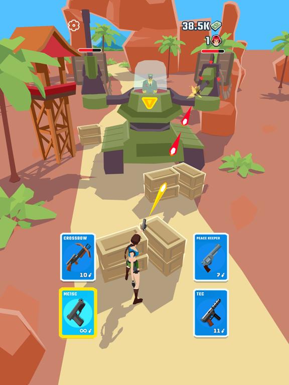 Agent Action screenshot 15