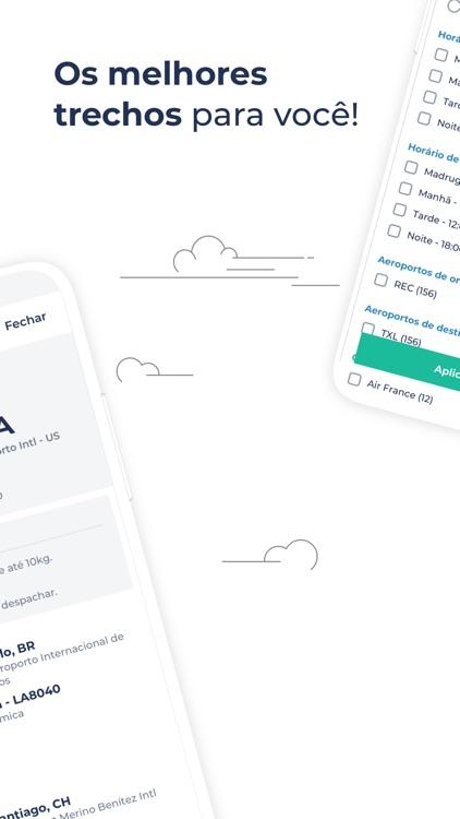 MaxMilhas Economia para Viajar screenshot-3