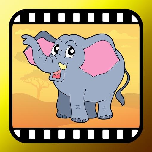 Video Touch - Wild Animals