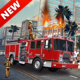 Rescue Fire Fighter