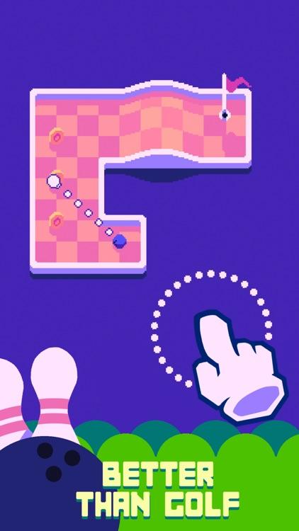 Nano Golf: Hole In One screenshot-4