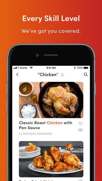Panna: Video Recipes & Classes screenshot-8