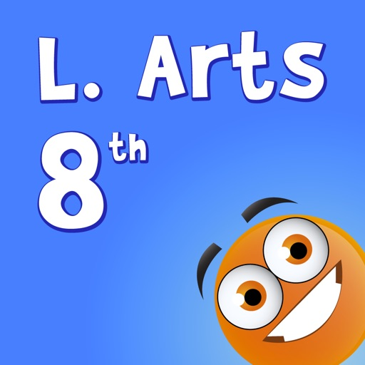 iTooch 8th Grade Language Arts