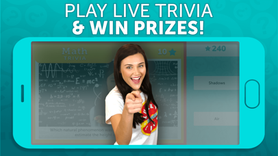 Lucky Trivia Live screenshot 1