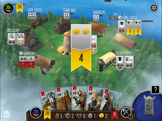 Raiders of the North Sea screenshot #5