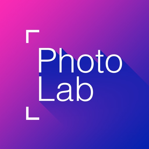 Photo Lab: Picture Editor art app logo